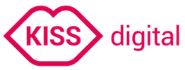 KISS digital logo